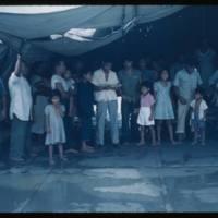 Prayer, Service, LST Ujlan