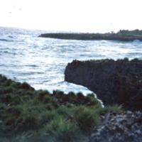 Coastline. Anguar, [Ngeaur], Palau Islands. 20 Dec.…