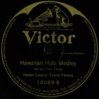 Hawaiian Hula Melody