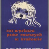 XXI Wystawa psów rasowych w krakowie