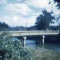Bridge of Route #1 in Nakaoshi
