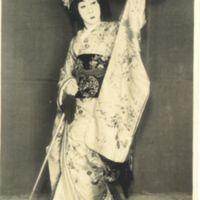 Kaizawa 1-095: Kabuki actor - Otani, Tomoemon VII,  大谷,…