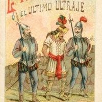 La Prision de Moctezuma o El Ultimo Ultraje