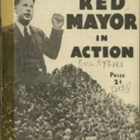 America's First Red Mayor in Action