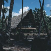 Yap Canoe House Exterior - 01