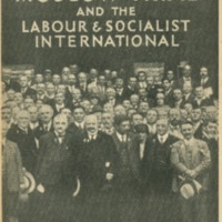 Moscow trial and the Labour and Socialist…