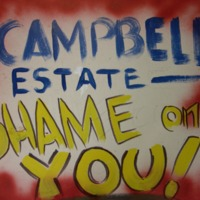 Campbell Estate - Shame on You!