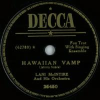 Hawaiian Vamp