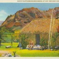 [058] David Kaapuawaokamehameha At His One-Man Hawaiian…