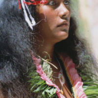 Teresita Larhienmwar from Satawal an OIHS 1984 graduate…