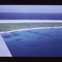 Bikini Island, south central part, from lagoon side…