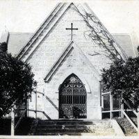 Church Entrance Gate
