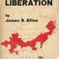 Negro liberation.