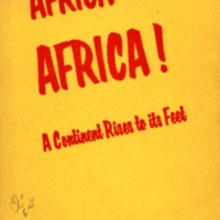 Africa, Africa! A continent rises to its feet