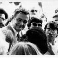Tom Gill, 1974 gubernatorial campaign
