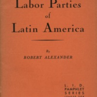 Labor parties of Latin America.