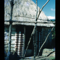 Koné (case indigène)