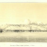 Panorama de la baie de Papeiti (ile d'O-taiti) 2re…