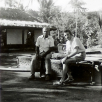 Houaïlou, New Caledonia 1955