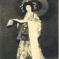 Kaizawa 1-021: Kabuki actor - Nakamura, Shikan VI, 中村,…