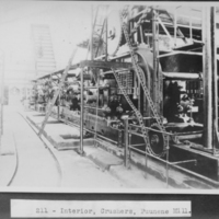 Interior, Crushers, Puunene Mill