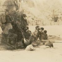 Puruata Village, Empress Augusta Bay, 1938. Includes 2…