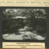 Baron Masuda's Taro-An Garden