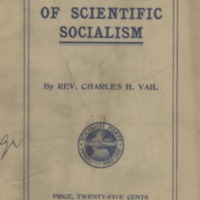 Principles of scientific socialism.