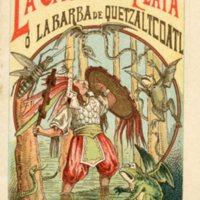 La Cascada de Plata o La Barba de Quetzaltcoatl