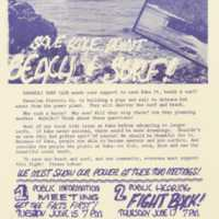 Save Kahe Point beach & surf!