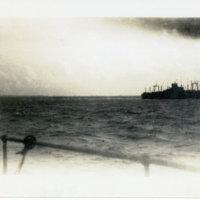 US ship at sea, Okinawa