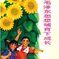 Zai Mao Zedong si xiang bu yu xia cheng zhang…