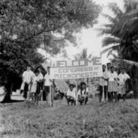 Palau welcomes the Congress of Micronesia, 1967?…