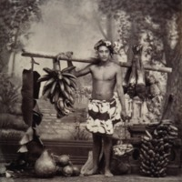 Album of Photographs of Tahiti