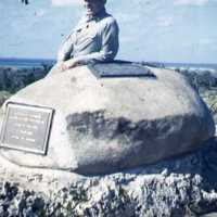 Kupfer at Buckner Memorial