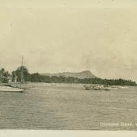 [023] Diamond Head, Waikiki
