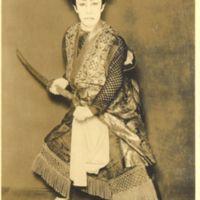 Kaizawa 1-028: Kabuki actor - Matsumoto, Koshiro VIII,…