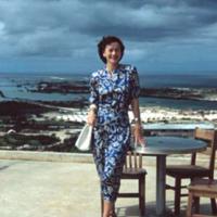 Margo. Builder's Club. Guam. Jan. 1950