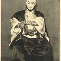 Kaizawa 1-085: Kabuki actor - Onoe, Shoroku II, 尾上, 松緑…