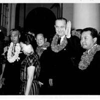 Senator Hiram Fong, Representative Patsy Mink,…