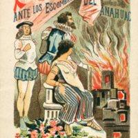 El Incendio de un Alma! Ante los Escombros del Anahuac