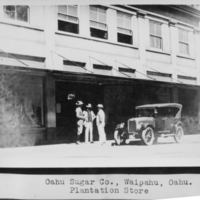Oahu Sugar Company Plantation Store