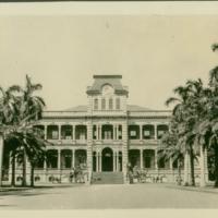 [027] Iolani Palace