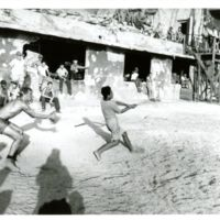 Marshallese natives on Kwajalein, Marshall Is. [See…