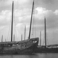 019. Ningpoo (Ningpo) junk, Pearl River