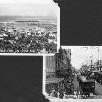 Page 22: View from Punch Bowl & View of King Street