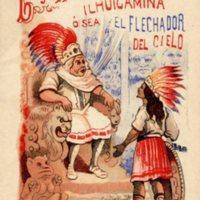 Las Hazanas de Moctezuma Ylhuicamina o El Flechador del…