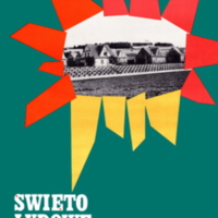 Swieto ludowe na ziemi krakowskiej 1968