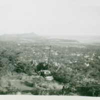[109] Diamond Head View from Tantalus or Punchbowl