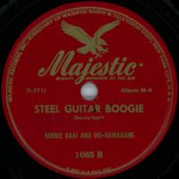 Steel Guitar Boogie